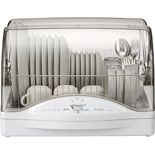 三菱電機(MITSUBISHI) 食器乾燥器 ホワイト