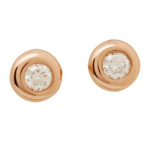 ティファニー(Tiffany & Co.) エルサ・ペレッティ ダイヤモンド バイザヤード ピアス