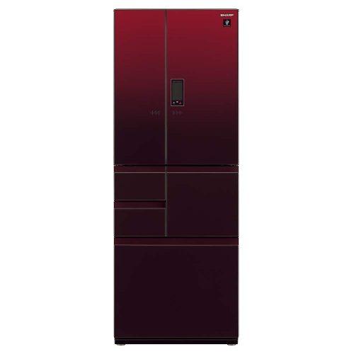 シャープ(SHARP) 冷蔵庫 SJ-GX55E