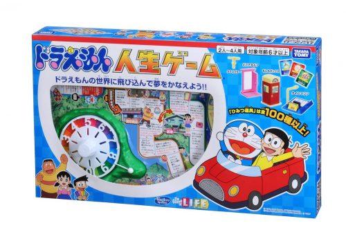 タカラトミー(TAKARA TOMY) ドラえもん 人生ゲーム