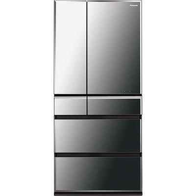パナソニック(Panasonic) 微凍結パーシャル 搭載冷蔵庫 NR-F672WPV