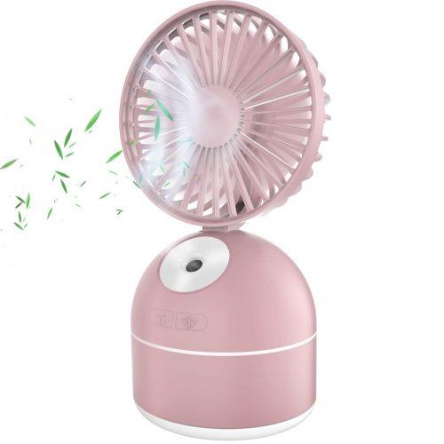 NI-SHEN USB噴霧扇風機 ミストファン