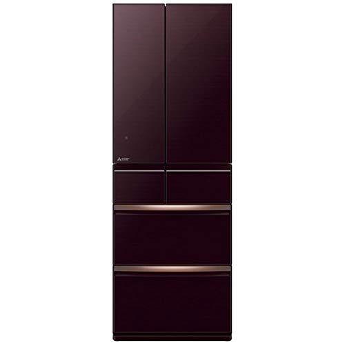 三菱電機(MITSUBISHI) 冷蔵庫 置けるスマート大容量WXシリーズ MR-WX52D 517L