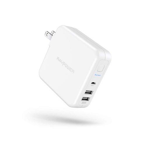 ラブパワー(RAVPower) モバイルバッテリー RP-PB125