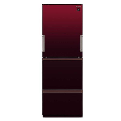 シャープ(SHARP) 冷蔵庫 プラズマクラスター搭載  356L SJ-GW36E