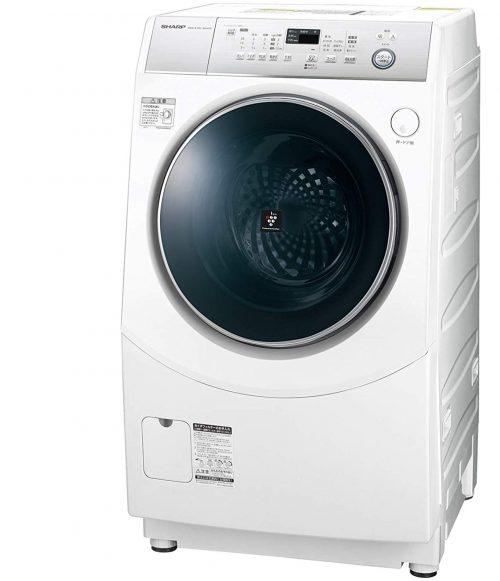 シャープ(SHARP) ドラム式洗濯乾燥機 ES-H10C