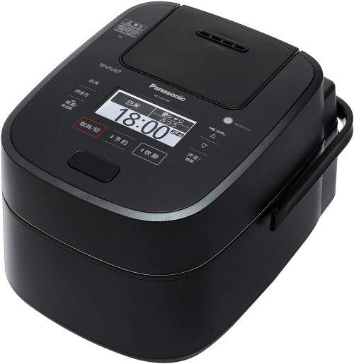 パナソニック(Panasonic) スチーム&可変圧力IHジャー炊飯器 5.5合 SR-VSX109