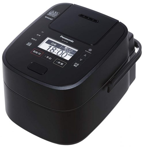 パナソニック(Panasonic) スチーム&可変圧力IHジャー炊飯器 5.5合 SR-VSX108