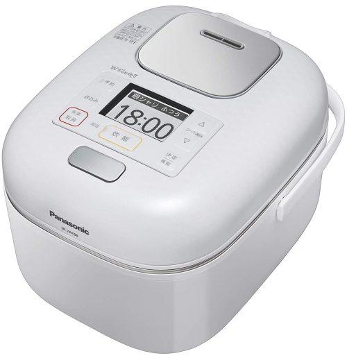パナソニック(Panasonic) 可変圧力IHジャー炊飯器 3合 SR-JW058