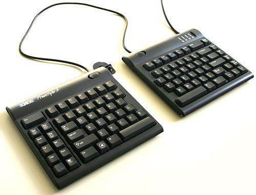 キネシス(Kinesis) Freestyle 2 Solo Keyboard for PC KB800PB-us-20