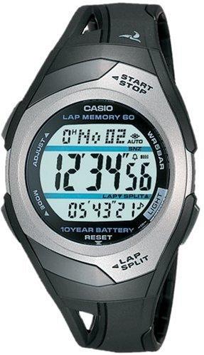 カシオ(CASIO) 腕時計 フィズ LAP MEMORY 60 STR-300CJ-1JF