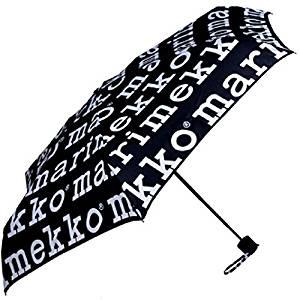 マリメッコ(marimekko) マリロゴ 折りたたみ傘