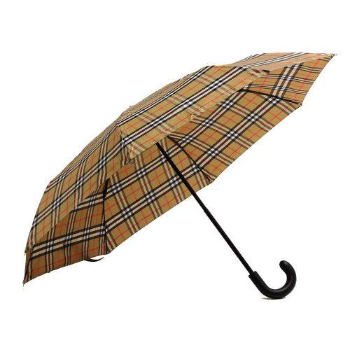 バーバリー(BURBERRY) ヴィンテージチェック 折りたたみ傘