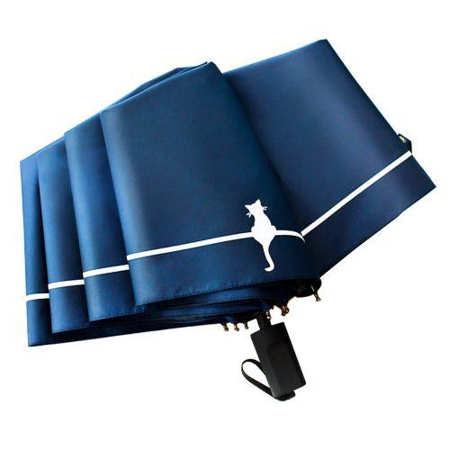 軽量 晴雨兼用折りたたみ傘