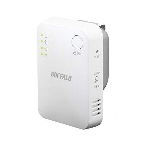 バッファロー(BUFFALO) Wi-Fi中継機 WEX-1166DHPS