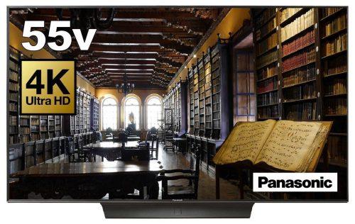 パナソニック(Panasonic) 4K対応液晶テレビ VIERA TH-55FX750 55V型