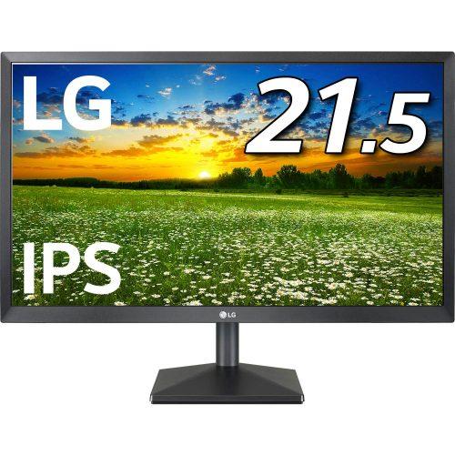LGエレクトロニクス(LG) フルHDモニター 21.5インチ 22MK430H-B