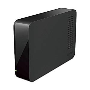 バッファロー(BUFFALO) 外付けHDD HD-LC3.0U3-BKF