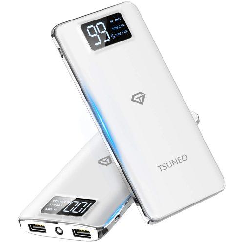 TSUNEO 薄型モバイルバッテリー 15600mAh R-156000