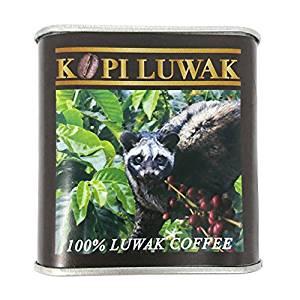 コピルアク(KOPI LUWAK) コピ・ルアク インドネシア産 幻のコーヒー