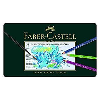 ファーバーカステル アルブレヒト・デューラー 水彩色鉛筆 36色 117536