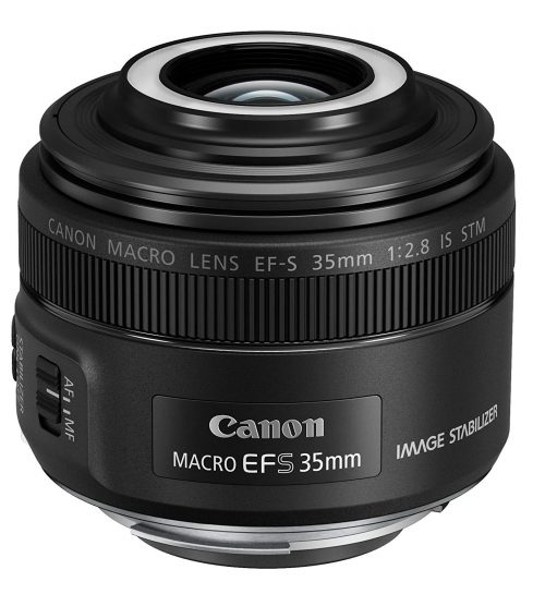 キヤノン(Canon) EF-S 35mm F2.8 マクロ IS STM