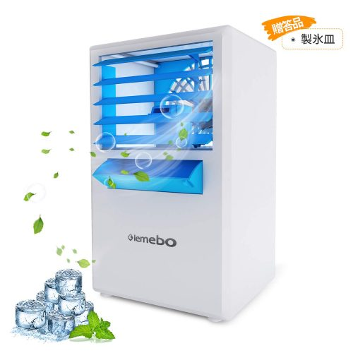 Lemebo 卓上扇風機 冷風扇 FS01