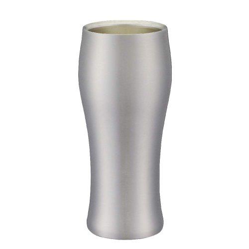 ドウシシャ(DOSHISHA) 飲みごろビールタンブラー DSB-420MT