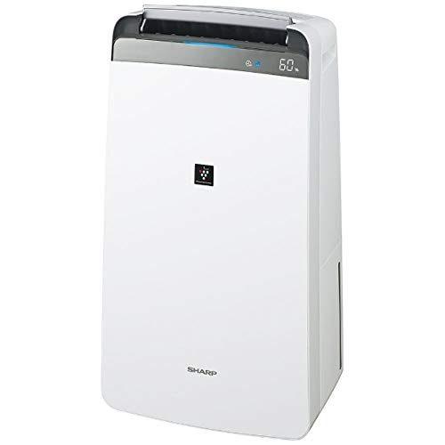 シャープ(SHARP) 衣類乾燥除湿機 コンプレッサー方式 CV-J180