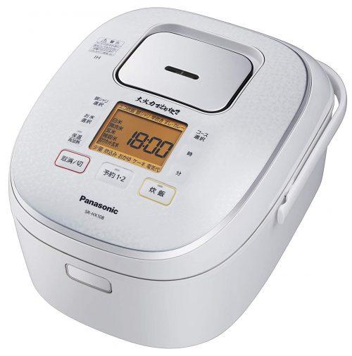 パナソニック(Panasonic) IH炊飯ジャー 大火力おどり炊き 5.5合 SR-HX108