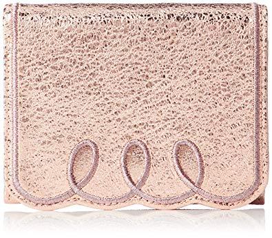 ツモリチサト(TSUMORI CHISATO) シャイニー二つ折り財布