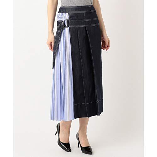 自由区(JIYU-KU) デニムスカート