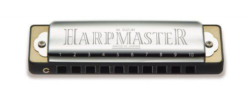 スズキ(SUZUKI) 10穴ハーモニカ HARP MASTER MR-200