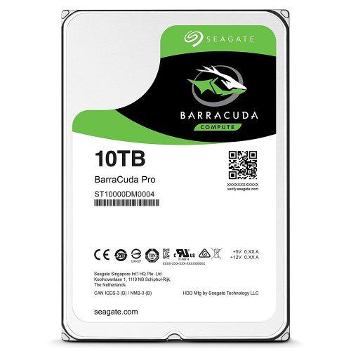 シーゲート(SEAGATE) 内蔵HDD BarraCuda Pro 10TB ST10000DM0004