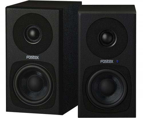 フォステクス(FOSTEX)  ハイレゾ対応アクティブ・スピーカー PM0.3H
