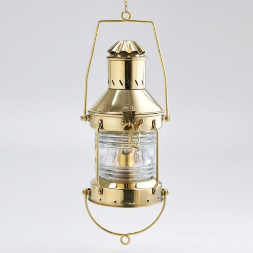 真鍮製 オイルランプ