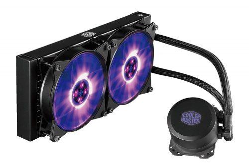クーラーマスター(Cooler Master) MasterLiquid ML240L RGB MLW-D24M-A20PC-R1