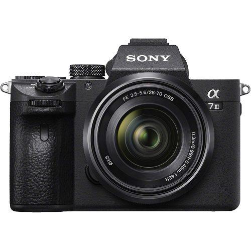 ソニー(SONY) ミラーレス一眼カメラ α7 Ⅲ 28-70mmズームレンズキット ILCE-7M3K