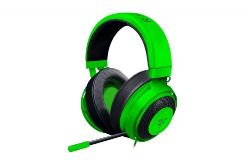 レイザー(Razer) Kraken Pro V2 Green Oval ステレオゲーミングヘッドセット RZ04-02050600-R3M1