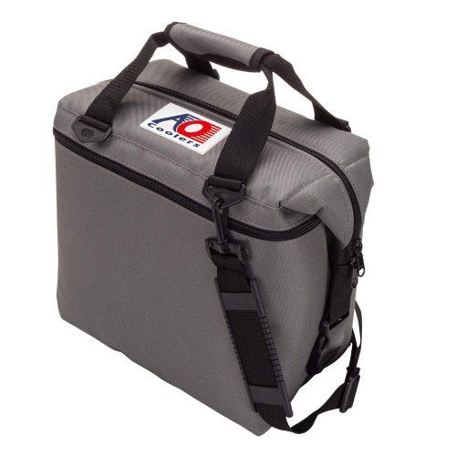 エーオークーラー(AO Coolers) 12パック キャンバス ソフトクーラー