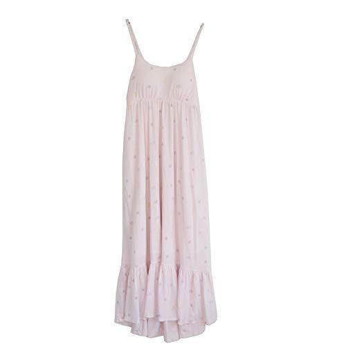 ジェラートピケ(gelato pique) GOOD SLEEPキャミソールロングドレス