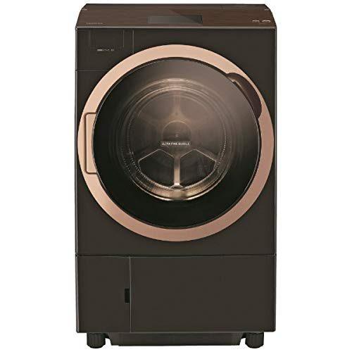 東芝(TOSHIBA) ドラム式洗濯乾燥機 ZABOON(ザブーン) TW-127X7L