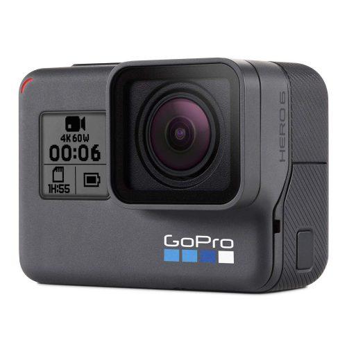 ゴープロ(GoPro) アクションカメラ HERO6 Black CHDHX-601-FW