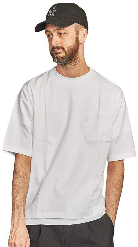 ビューティ&ユース ユナイテッドアローズ(BEAUTY&YOUTH UNITED ARROWS) ダブルガスワイドフォルムTシャツ
