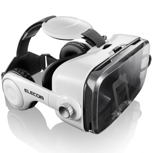 エレコム(ELECOM) VRゴーグル ヘッドマウント用 P-VRGEH01