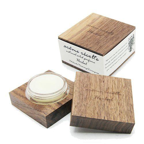 アロマレコルト(aroma recolte) ナチュラル ソリッドパフューム ハーバル