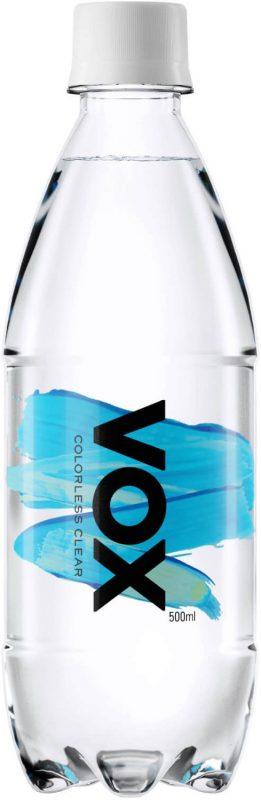 ヴォックス(VOX COLORLESS CLEAR) 強炭酸水 プレーン