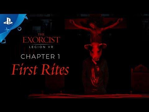 The Exorcist: Legion VR - LegionVR