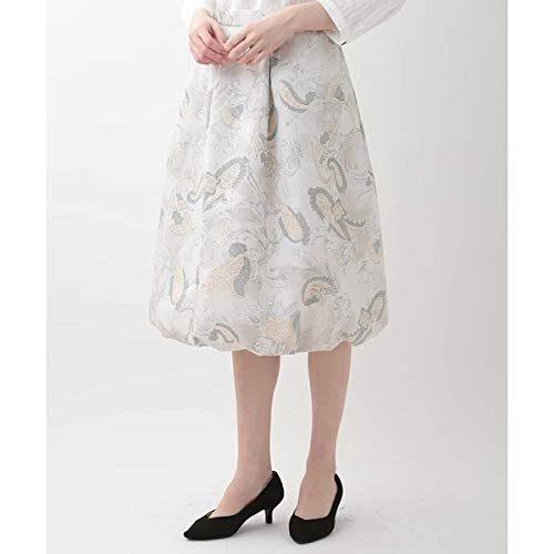ジャンニロジュディチェ(GIANNI LO GIUDICE) フラワープリントバルーンスカート