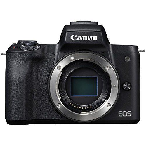 キヤノン(Canon) APS-Cミラーレス一眼カメラ EOS Kiss M